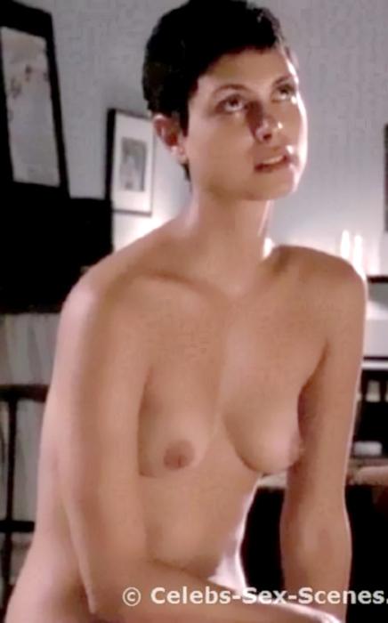 Baccarin fakes morena nude