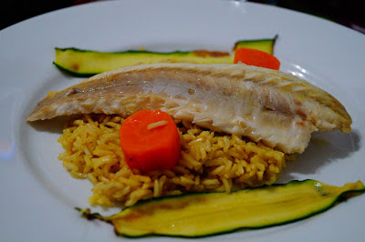 branzino riso verdure light