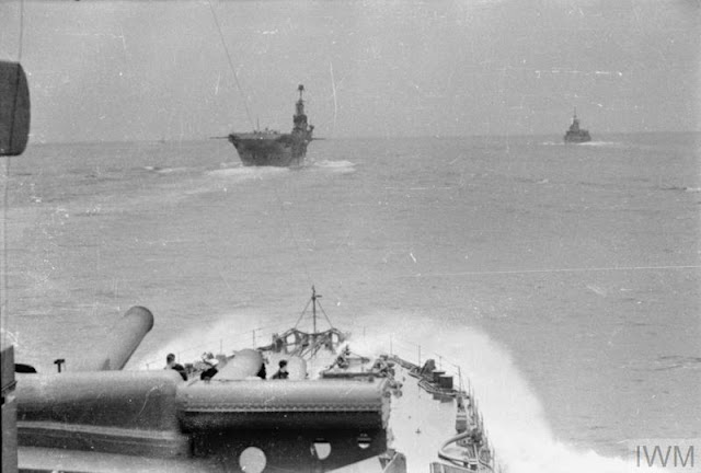 9 February 1941 worldwartwo.filminspector.com HMS Renown HMS Ark Royal HMS Malaya
