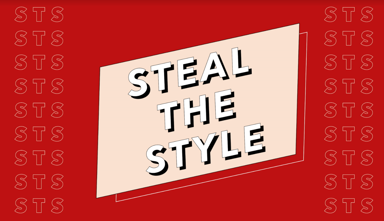 as live research for steal the style