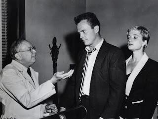 Kiss Me Deadly 1955 film noir Mike Hammer