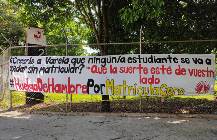 El movimiento estudiantil ha sido protagonista de la lucha por la gratuidad de la educación.