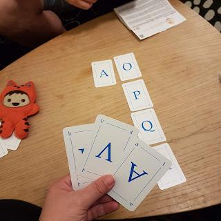 Domino des lettres