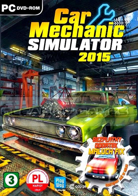 Car mechanic simulator 2015 ดาวน์โหลด