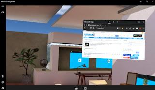 mixed reality 3d windows 10