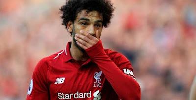 محمد صلاح, إصابة قوية, نهاية مباراة المنتخب وسوازيلاند,