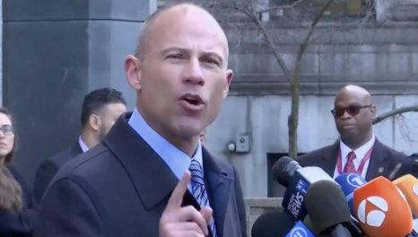 Avenatti Says Russians Are Spreading Story He Went to Moscow and Had Sex with 'Multiple Women'