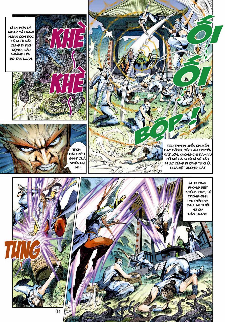 Anh Hùng Xạ Điêu anh hùng xạ đêu chap 43 trang 30