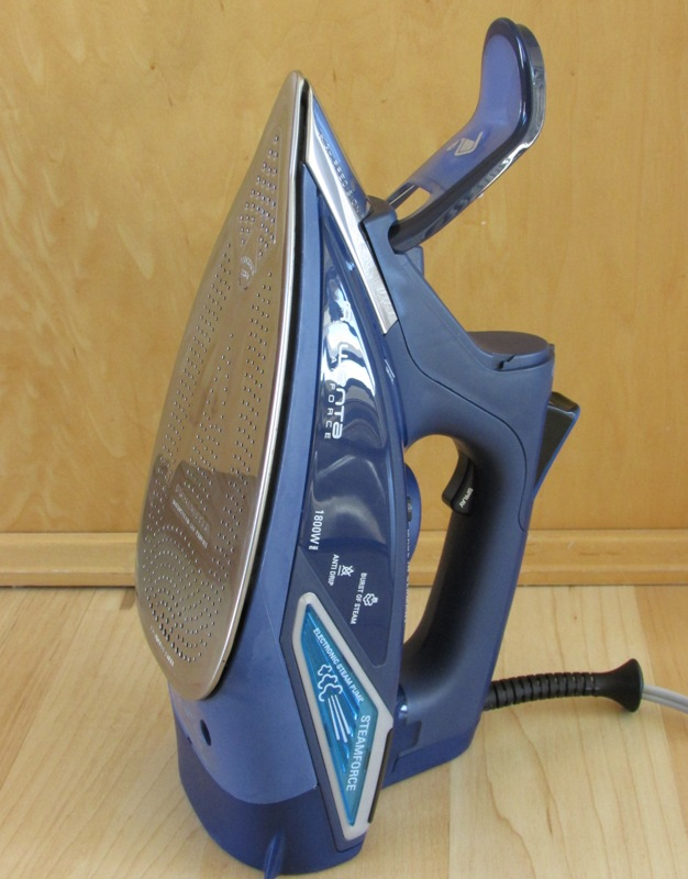 how to clean your iron