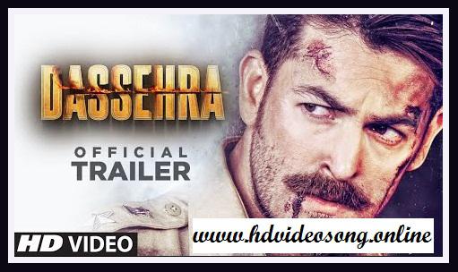 Dussehra Movie Official Trailer