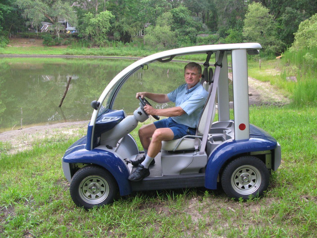 2002 Ford Think Neighbor Source · Florida Coal Cracker Chronicles My  Neighbor Down the Street Has a