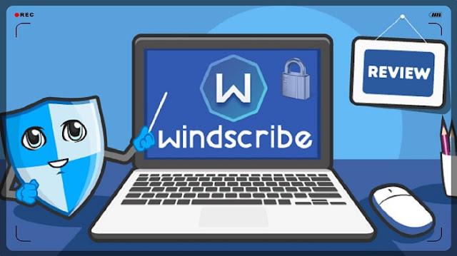 تفعيل برنامج Windscribe لمدة سنة عرض محدود VPN للهاتف والكمبيوتر