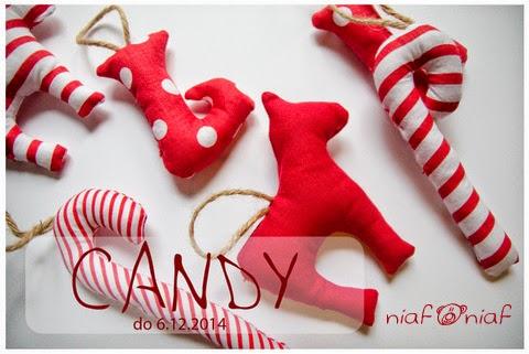 Candy Świąteczne