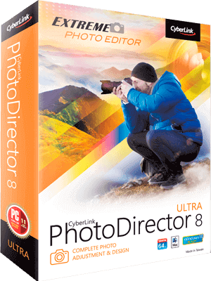 CyberLink PhotoDirector Ultra box Imagen