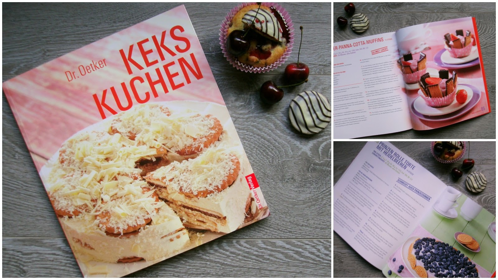 Miss Blueberrymuffin S Kitchen Kirsch Softcake Muffins