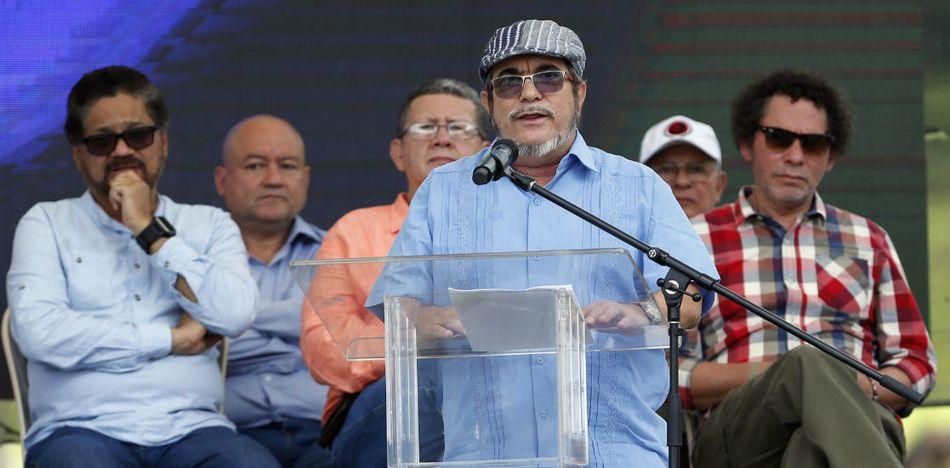 Timochenko es consciente que aún no podrá postular a presidente pero quiere control legislativo