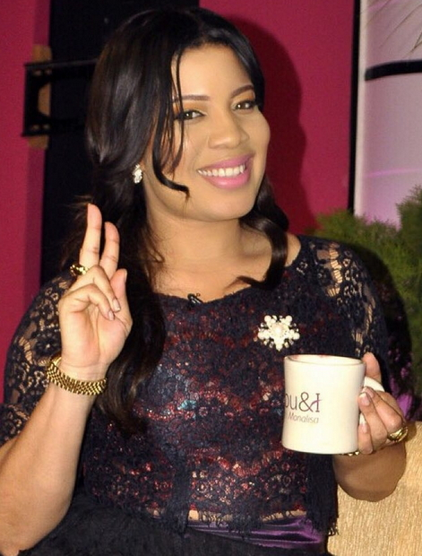 monalisa chinda gives birth