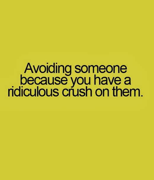 Quotes On Having A Crush On Someone: When You Have A Crush On Someone Quotes. QuotesGram