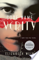 Code Named Verity Book cover