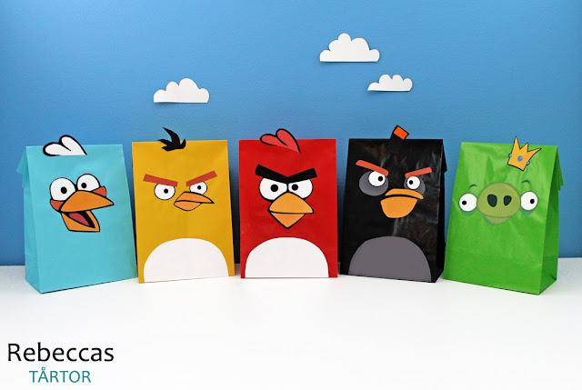 Angry Birds godispåsar