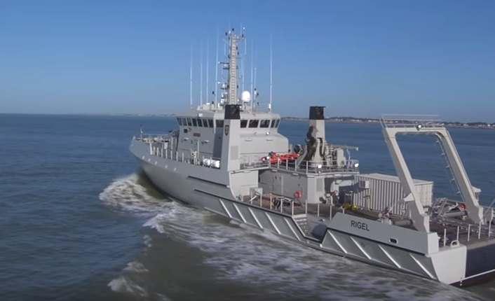 Keunggulan Kapal perang KRI Rigel Indonesia