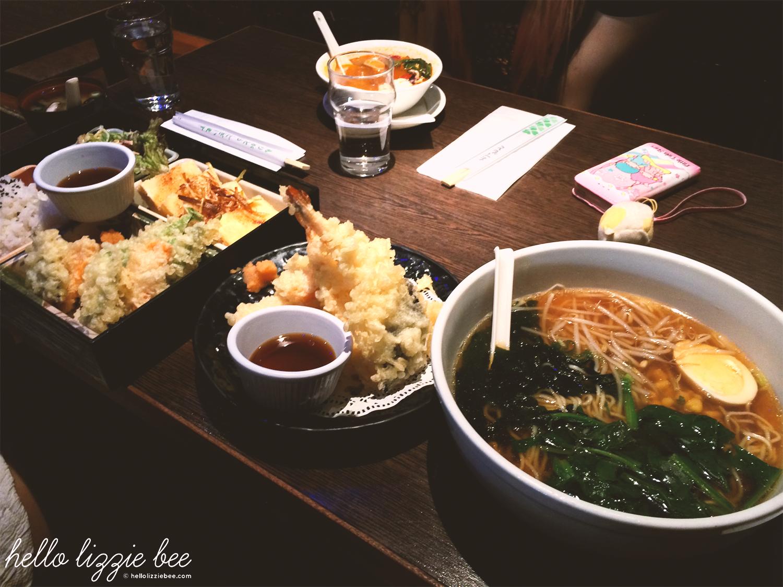 tempura ramen