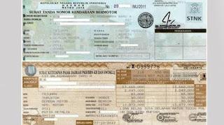 Pengalaman Balik Nama BPKB, STNK, Ganti Plat Nomor dan ...