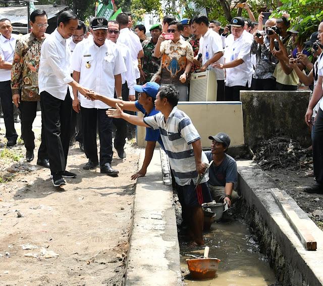 Target Asian Games Tercapai, Jokowi: Selain Kerja Keras Atlet, Juga Berkat Penyederhanaan Birokrasi