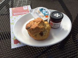 Wallington scone
