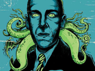 Escritor H.P. Lovecraft