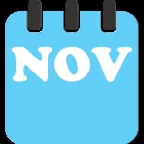 Logo Bulan November