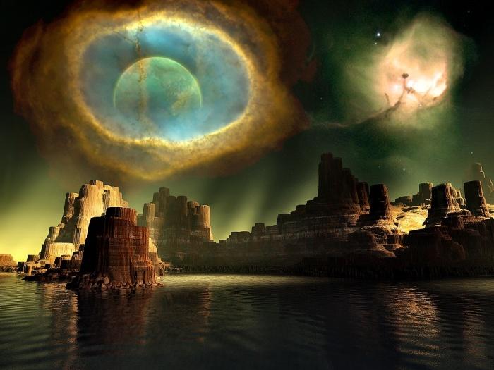 Resultado de imagen de Como serán otros mundos