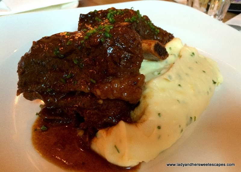 The Gramercy's Oriental Braised Short Ribs
