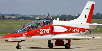 Intermediate Jet Trainer Went For Test Flight