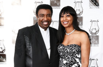 Temptations singer Dennis Edwards, 74, 'was abused by his 60-year-old wife, who tried to suffocate him and hid his hearing aids' before his death last week, reveal legal documents