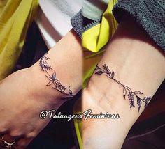 Perfect Matching Tattoos