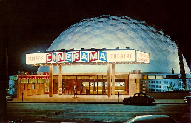 Vintage Movie Theatres And Cinemas Around The World