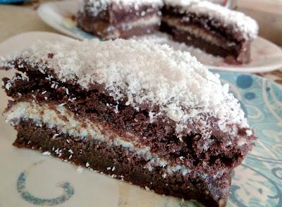 Christmas cake Chocolate cake recipe