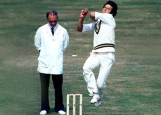 Pakistani Cricket Player: Imran Khan