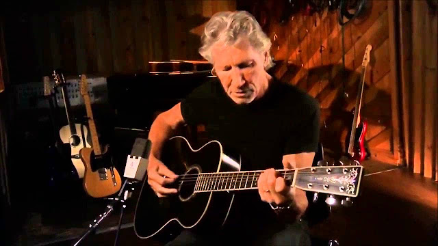 Un Clásico: Roger Waters - Wish You Were Here (Con Eric Clapton)