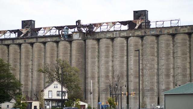Silo on the Buffalo River