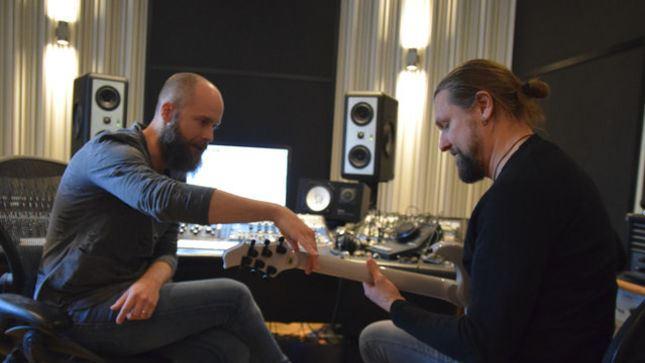 AMORPHIS: Νέο album στα σκαριά