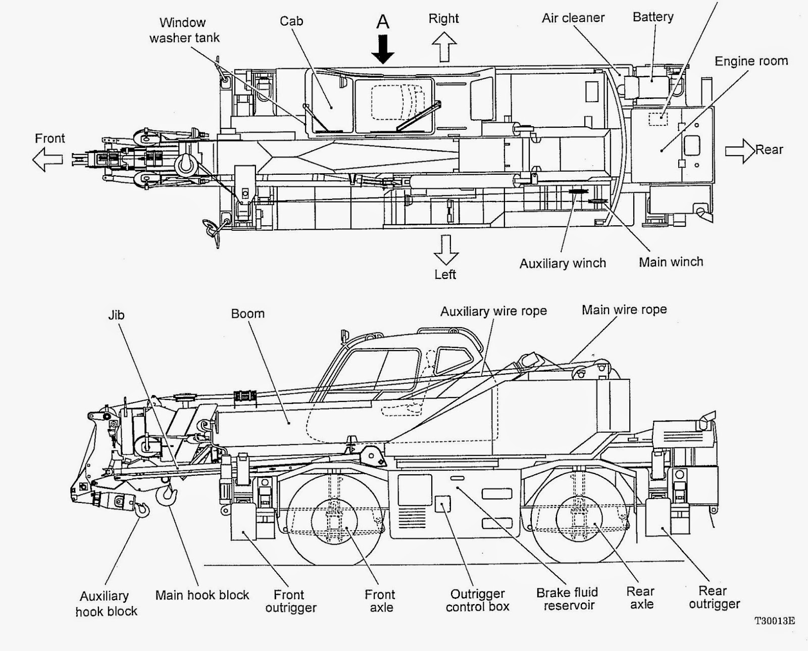 craneinfo.ru: TADANO Rough Terrain Crane model TR-160M-3
