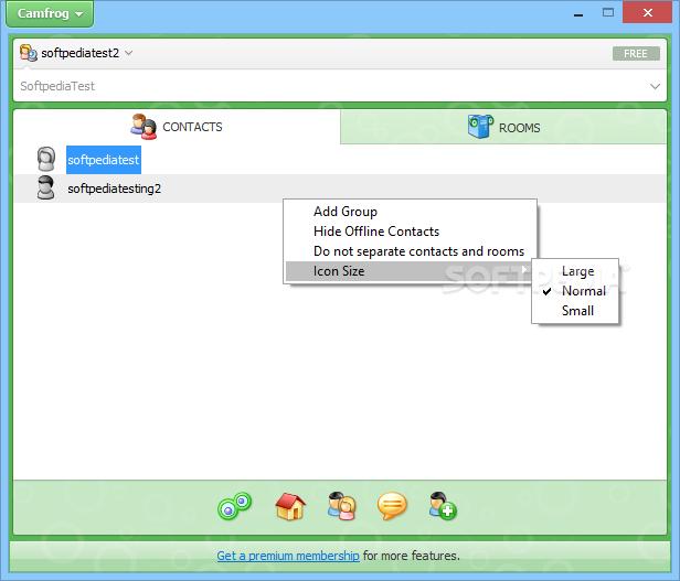 تحميل برنامج دردشة فيديو كام فروج اخر اصدار Camfrog Video Chat 6.11
