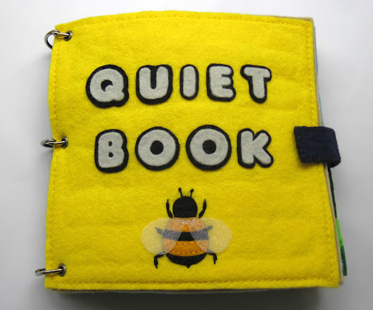 Creating my First Quiet Book