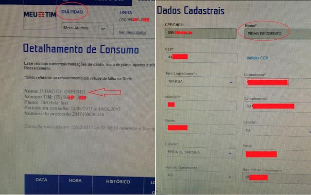 credito-feira-04 Baiano ganha R$ 4 mil na Justiça após operadora de telefonia o cadastrar como 'Pidão de Crédito'