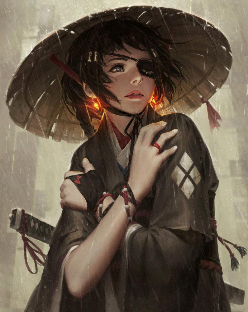 Sưu tập tranh, ảnh đẹp nhất của tác giả Guweiz | PHẦN 3