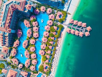 Já considerou viver FIRE em um resort all-inclusive?
