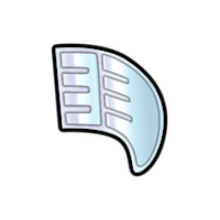 Feather Badge