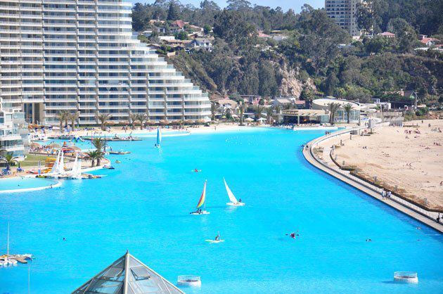 Intensive and immense knowledge - San alfonso del mar resort swimming pool ...